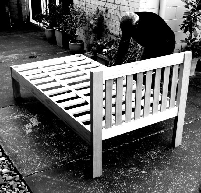 BnW Bed 2